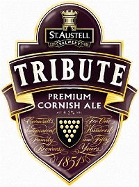 Tribute 4.2% abv
